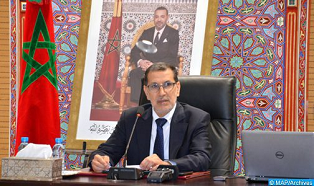 Maroc: M. El Otmani réitère le rejet de toutes les violations affectant le statut juridique d'Al-Qods Acharif