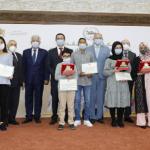 Agence Bayt Mal Alqods: les lauréats du concours «Les couleurs d'Al Aqsa» primés