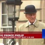 Décès du prince Philip, époux de la reine Elizabeth II