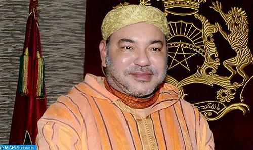 SM le Roi félicite les Chefs d'Etat des pays islamiques à l'occasion de l'avènement de l'Aïd Al-Fitr