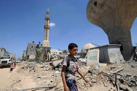Attaques sur Gaza: L'ONU appelle à cesser les hostilités