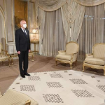 Message de SM le Roi Mohammed VI au Président de la République Tunisienne