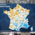 Covid-19 : 40 millions de primo-vaccinés en France