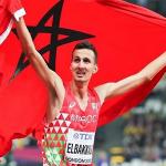 JO-2020: Soufiane El Bakkali remporte la médaille d'or du 3.000 m steeple en Athlétisme