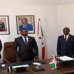 Maroc: Installation du Consul général du Burundi à Laâyoune