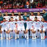 Coupe du monde de futsal: le Maroc et le Portugal se neutralisent