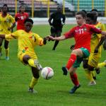 Eliminatoires Coupe du Monde U20: le Maroc s'impose face au Bénin