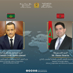 Maroc-Mauritanie: Entretien téléphonique entre M. Bourita et son homologue mauritanien