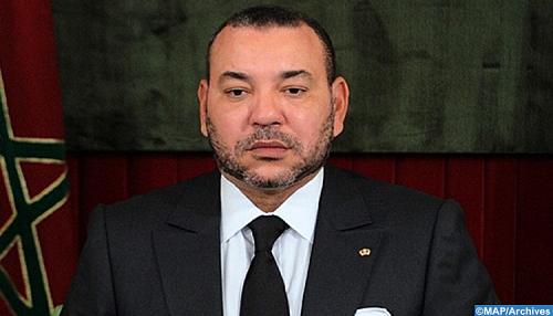 Maroc: Message de condoléances de SM le Roi au chef de l'Etat algérien suite au décès de l'ex-président Abdelkader Bensalah